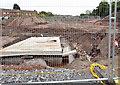 J3773 : Flood alleviation works, Orangefield Park, Belfast (5) by Albert Bridge
