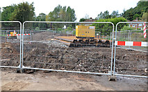 J3773 : Flood alleviation works, Orangefield Park, Belfast (8) by Albert Bridge