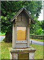 SO7595 : Worfield War Memorial (3), Main Street, Worfield, Shrops by P L Chadwick