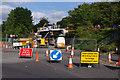 NS7994 : Causewayhead Road railway bridge replacement by Ian Taylor
