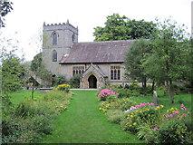 SD9772 : St  Mary's  Parish  Church  Kettlewell by Martin Dawes