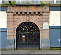 J3274 : The Shankill Road Mission, Belfast (3) by Albert Bridge