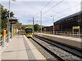 SD9311 : Newhey Metrolink Station by David Dixon