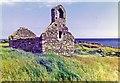 SC2967 : Isle of Man - St. Michael's Chapel, St.Michael's Isle by Francis W Chadwick
