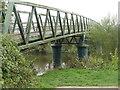 SO5618 : Huntsham Bridge by M J Richardson