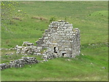 NY9398 : Ironhouse bastle by Mike Quinn