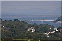 SH5873 : Bangor Pier by Ian Capper
