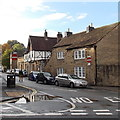 SK2168 : No entry to Bath Street, Bakewell by Jaggery