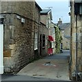 SP0228 : Bull Lane, Winchcombe by Andrew Hill