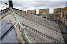 SP7006 : The tower roof of St Mary's Church by Roger Templeman