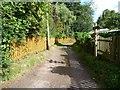 ST3996 : Usk Valley Walk, Llantrisant by Christine Johnstone
