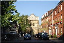 TG2308 : St Ethelbert's Gate by N Chadwick