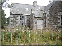 NJ3826 : The Old School, The Cabrach by Stanley Howe