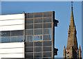 "J3374 : The ""Interpoint"" Building, Belfast (55) by Albert Bridge"