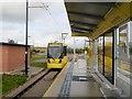 SJ9298 : Metrolink Extension, Ashton Moss by David Dixon
