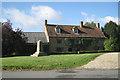 SP4756 : Village green and war memorial, Priors Hardwick by Robin Stott