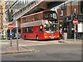 SJ8498 : LUT at Shudehill Interchange by David Dixon