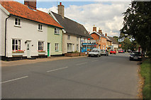 TM3569 : The Street by Richard Croft