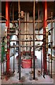 SW9456 : Parkandillick Beam Engine by Ashley Dace
