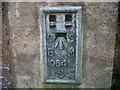 SN4020 : OSBM Flush Bracket S0641 - Carmarthen, St David's Church by N Scott