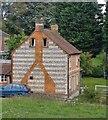 SU8091 : Cottages at Lane End by Stefan Czapski