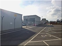 SY6878 : Weymouth, customs hall by Mike Faherty