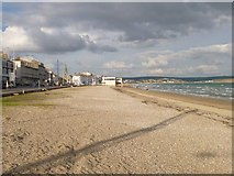 SY6879 : Weymouth, Central Beach by Mike Faherty