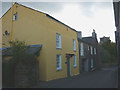 SD3878 : A yellow cottage, Priest Lane, Cartmel by Karl and Ali