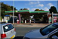 TA1230 : Sewell's garage on Southcoates Lane, Hull by Ian S
