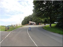 NZ1758 : Entrance to Gibside Estate by Robert Graham