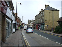 TF0920 : South Street, Bourne (A15) by JThomas