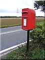 TM0744 : Park Farm Postbox by Adrian Cable