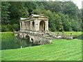 ST7663 : The Palladian Bridge, Prior Park by Humphrey Bolton