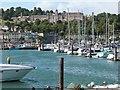 SX8752 : Britannia Royal Naval College, Dartmouth by Derek Voller
