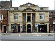 TF0920 : Bourne Town Hall by Richard Croft