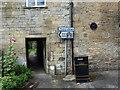 TF0919 : Baldock's Mill Passage by Richard Croft
