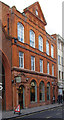 TQ1774 : Old post office building, George Street by Julian Osley