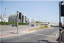 TQ3303 : A259, Kemp Town by N Chadwick