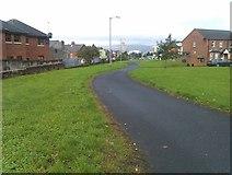 J3673 : Comber Greenway by David Martin