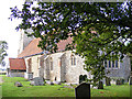 TL9141 : All Saints Church, Newton Green by Adrian Cable