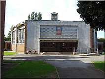 TA0832 : St Anthony and Our Lady of Mercy Church, Hull by Ian S