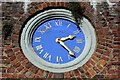 SJ3248 : The Clock at Erddig Hall by Jeff Buck