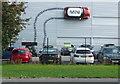 SE1832 : Eye-catcher on a car showroom by Humphrey Bolton