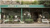 ST7565 : Abbey Gardens, Bath by Derek Harper