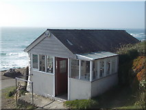 SW7011 : The Lizard: most southerly building on the mainland by Chris Downer