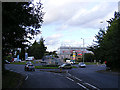 TL8841 : Shawlands Avenue, Great Cornard by Adrian Cable