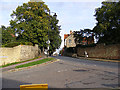 TL8641 : A131 Stour Street, Sudbury by Adrian Cable