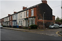 TA0828 : Coltman Street at Wesley Court, Hull by Ian S