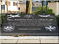 TL8741 : 486th Bombardment Group (H) Memorial by Adrian Cable