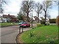 SP0481 : Grass from chocolate 1-Bournville, Birmingham by Martin Richard Phelan